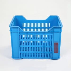 Ventilated agricultural containers
